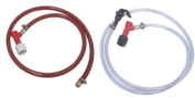 Pin Lock Pigtail Liquid & Gas Assembly