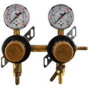 2-Way Secondary Air Regulator - Polycarbonate Bonnet