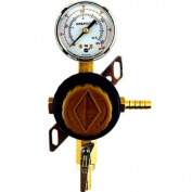 1-Way Secondary Air Regulator - Polycarbonate Bonnet