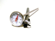 Thermometer with 2.5cm Dial 15.2cm metal probe -10 to 50 C