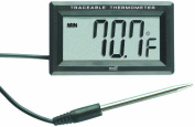 Thomas Traceable Snap-In Module Thermometer, with Probe, -58 to 572 degree F, +/-1 degree C Accuracy