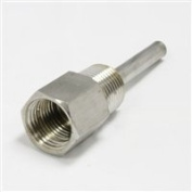 Thermowell SS 316, 22.9cm L