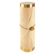 True Fabrications Wine Bottle Wood Tube