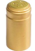 Bronze PVC Shrink Capsules- 30 Per Bag