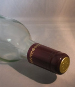 Burgundy Gold Grapes PVC Shrink Capsules-30 Per Bag