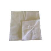 Abigails White Cotton Napkin