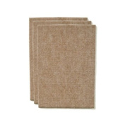 4-1cm X 5-2.2cm X 0.5cm Thick Heavy Duty Felt Sheets - 3 Pcs