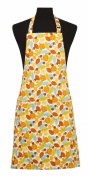 asd Living Donna Apron with Leafy Design