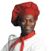 Plain Red Chef Hat | Red Toque Hat