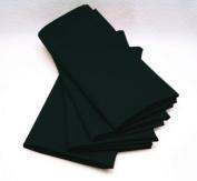 1 Dozen Black 50.8cm x 50.8cm Milliken Signature Napkins