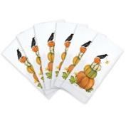 Stacked Pumpkins Napkin Bundle