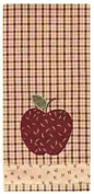 Apple Jack Decorative Dish Towel