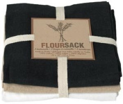 Now Designs Oyster Floursack Teatowel Set