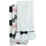 Bow Peep Towel Trio