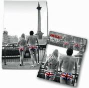 Cheeky Brits cotton tea towel
