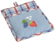 DII Berry Sweet Baking Embroidered Kitchen Dishtowels