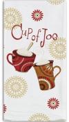 Kay Dee Designs Flour Sack Towel, Cup of Joe