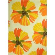 Soledad Sunny Floral Mod Design Tea Towel