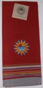 Simply Southwest Sun Kitchen Tea Towels Linens Set/2