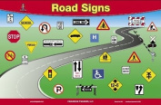 Road Signs Placemat