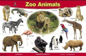 Zoo Animals Placemat