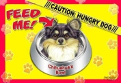 Chihuahua 43.2cm x 11-1.3cm 2-Sided Placemat / Dishmat