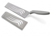 Kuhn Rikon 29.2cm Serving Knife, Silver