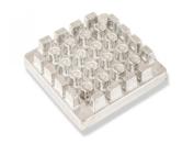 Crestware 1.3cm Cut Pusher Block