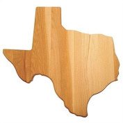 Catskill Craftsmen Texas Shaped Cutting Board