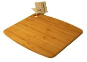 Island Bamboo CA8MG Cuisin-Aire Cutting Board, Mini, 20.3cm by 15.2cm