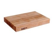 John Boos 45.7cm by 30.5cm Reversible Maple Cutting Board