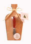 Out of the Woods of Oregon Mini Wine Board with Mahogany Spreader