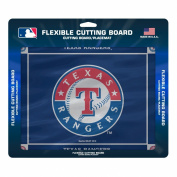 MLB Texas Rangers Officially Licenced Flexible Cutting Board