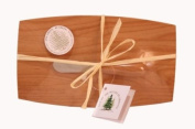 Out of the Woods of Oregon Pate Board with Alder Spreader