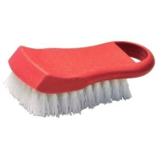 Hygiplas Chopping Board Brushes - Red (Raw Meat).