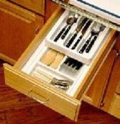 Rev-A-Shelf Rolling Cutlery Tray Insert half tray 11-1.9cm W x 4-0.3cm H