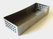 Zoila Palena Stainless Steel Utensil and Cutlery Tray