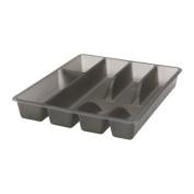 IKEA RATIONELL VARIERA Cutlery tray, grey