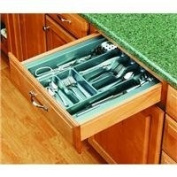 Rev-A-Shelf Trim-To-Fit Cutlery Tray Organiser