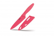 Zyliss E920005U Utility Paring Knife, 14cm , Pink