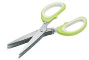 Kitchen Craft Herb Scissors, Multi-Bladed, 19cm