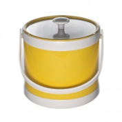 Mr. Ice Bucket 402-1 Springtime 2.8l Ice Bucket, Yellow