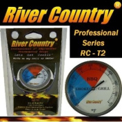 River Country RC-T2 Colour Coded Thermometer Barbecue Accessory