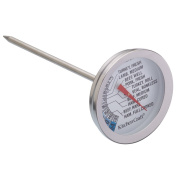 Kitchen Craft Meat Thermometer, Stainless Steel