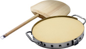 Broil King 69815 Pizza Stone Grill Set