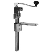#1 Commercial Can Opener Table Mount Cast Iron Heavy Duty