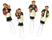 Waiters Cheese Spreader Set of 4