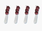 Cherry Spreader Set of 4