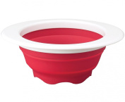 HIC Brands that Cook Essentials Silicone Collapsible Colander