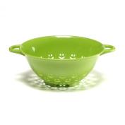 Kizmos Get Happy 4.7l Colander, Green